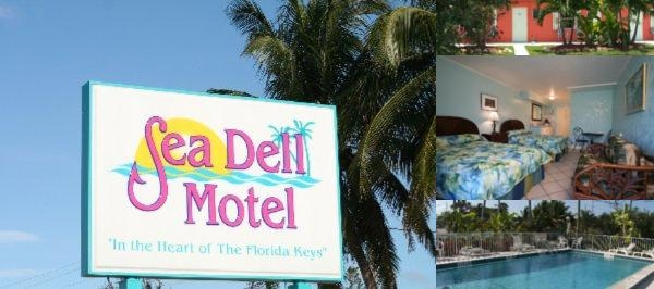 Sea Dell Motel Sea Dell Sign