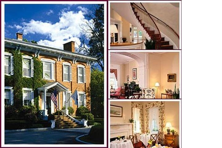 Cooper Inn photo collage