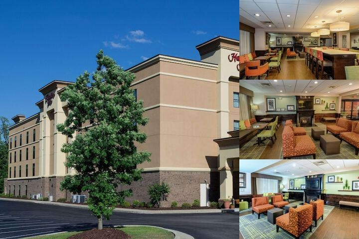 Hampton Inn Spring Lake / Ft. Bragg photo collage