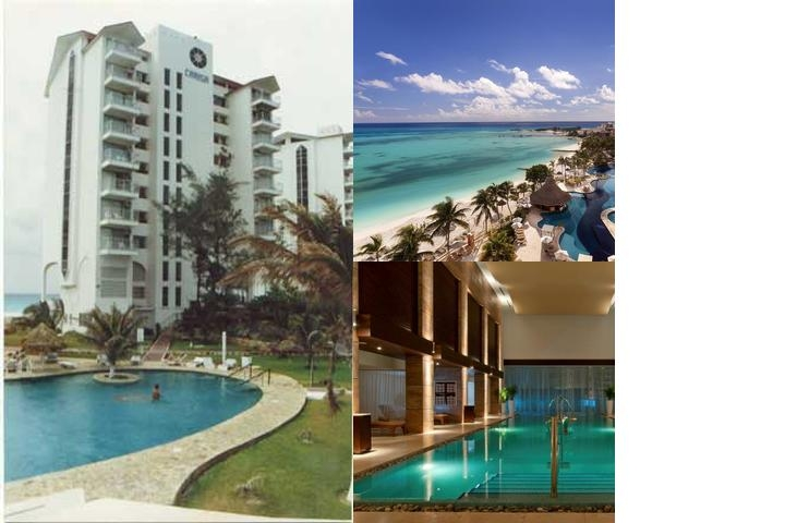 Carisa Y Palma Beach Hotel photo collage