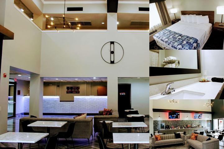 Wingate by Wyndham Humble / Houston Intercontinental Airport photo collage