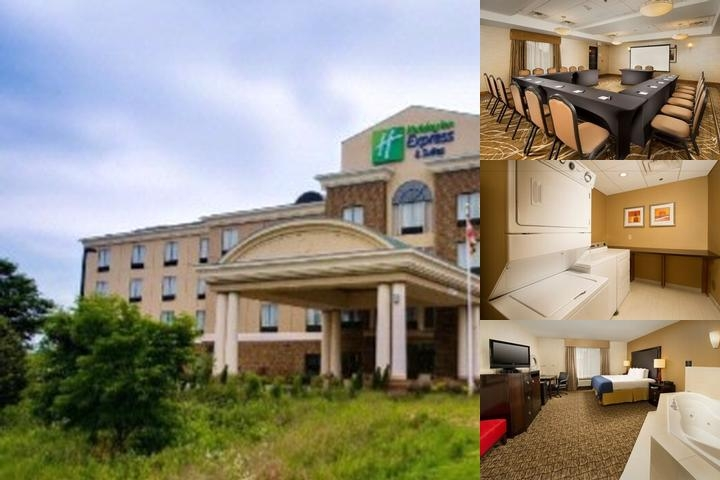 Holiday Inn Express & Suites Columbia East Elkridge photo collage