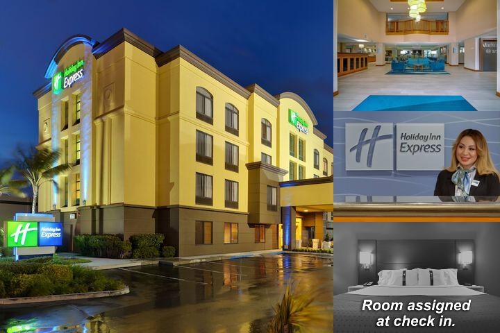 Holiday Inn Express Sfo North photo collage