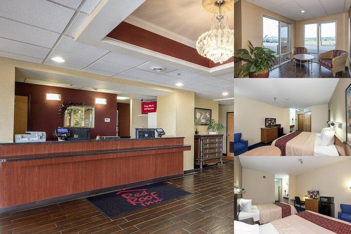 Jackson Redroof Inn photo collage