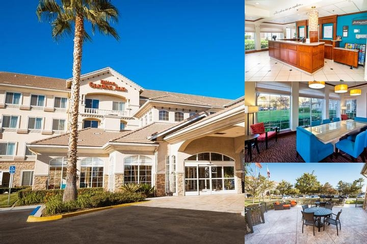Hilton Garden Inn Ontario / Rancho Cucamonga photo collage