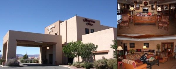 Hampton Inn Kayenta photo collage