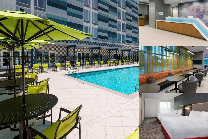 Springhill Suites by Marriott Lakeland photo collage