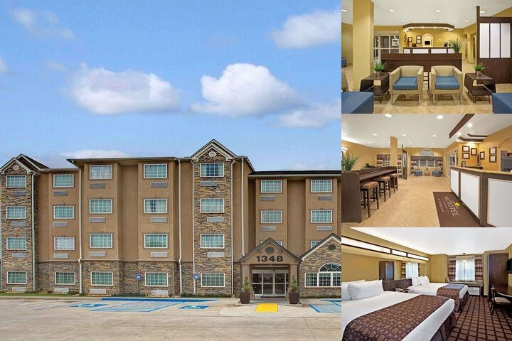 Microtel Inn & Suites by Wyndham Cartersville photo collage