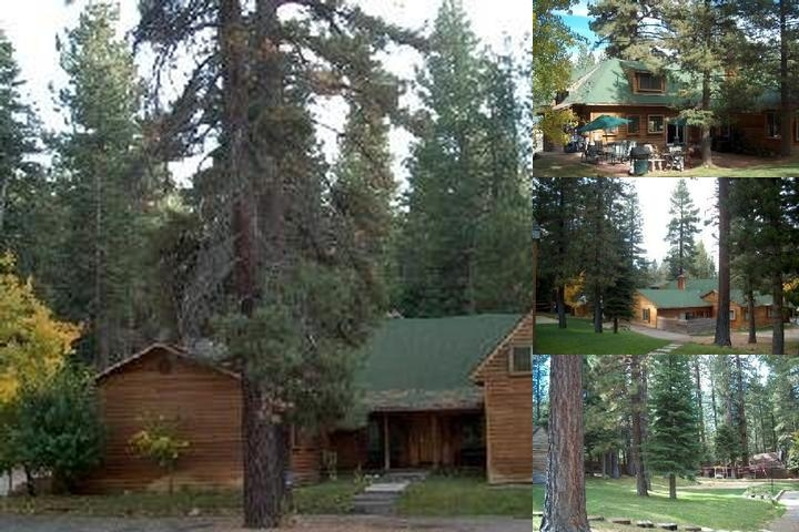 Almost Home Group Lodging photo collage