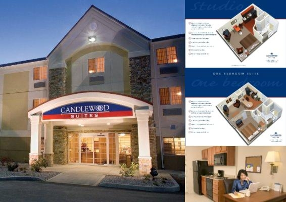 Candlewood Suites Augusta Ga photo collage