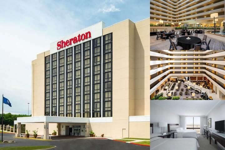 Sheraton West Des Moines photo collage