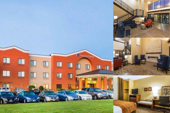 Comfort Suites Ramsey photo collage