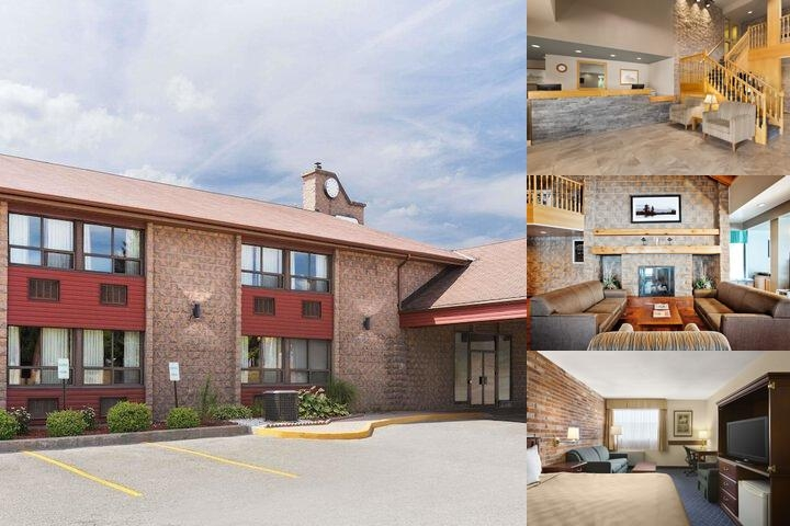 Travelodge Barrie on Bayfield photo collage
