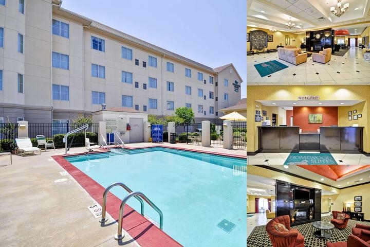 Homewood Suites by Hilton Tulsa South photo collage