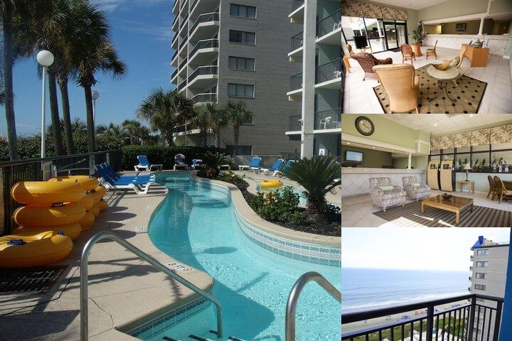 Grande Shores Ocean Resort photo collage