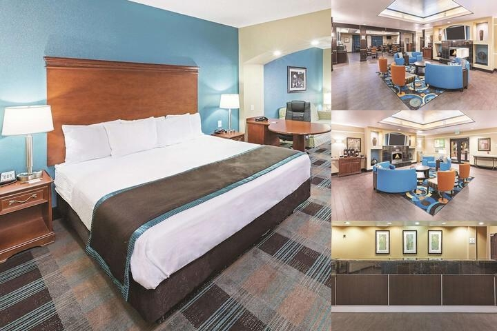 La Quinta Inn & Suites Houston Hobby Airport photo collage