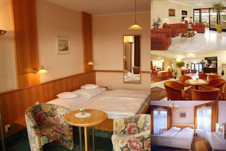 Hotel Monica photo collage
