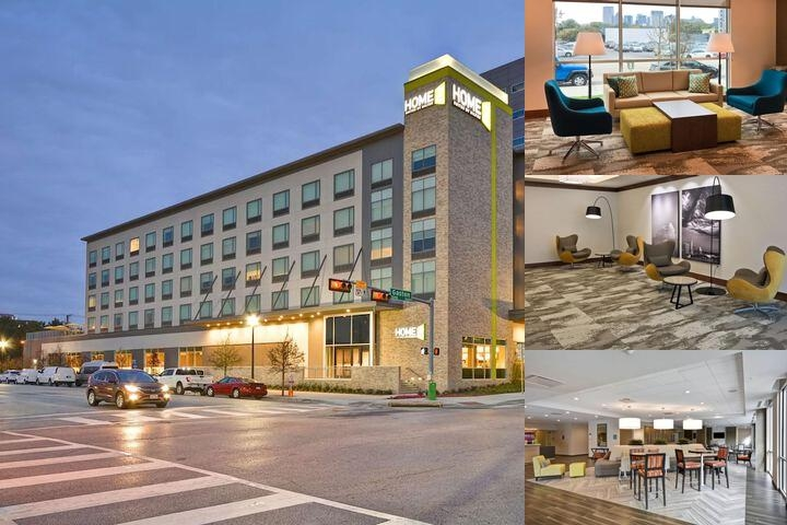 Home2 Suites by Hilton Dallas Downtown at Baylor Scott & White photo collage