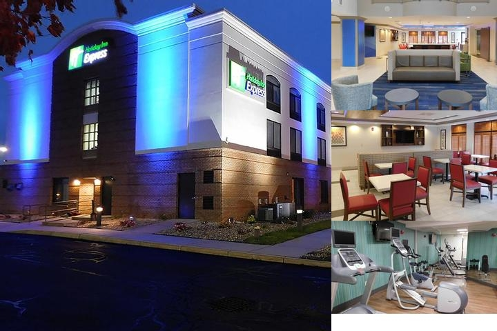 Holiday Inn Express Coventry West Warwick Area photo collage