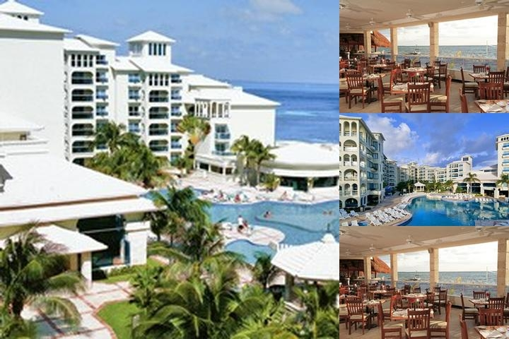 Barcelo Costa Cancun photo collage