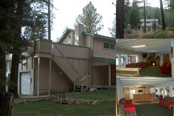 Ponderosa House photo collage
