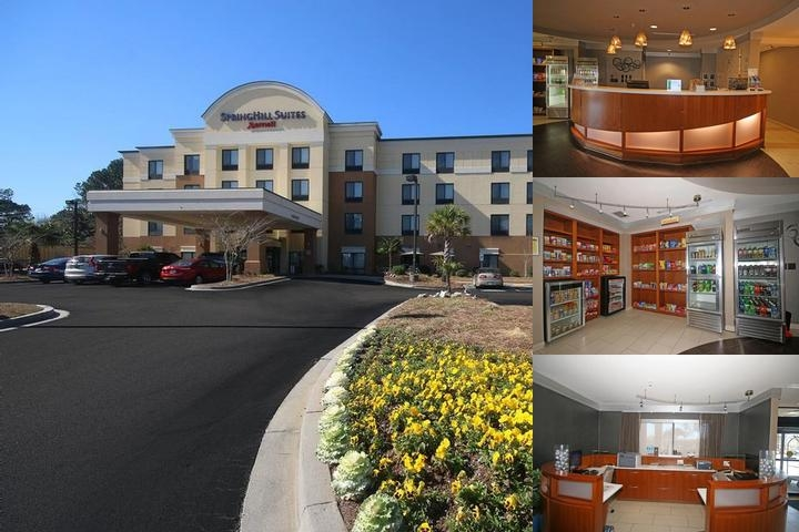 Springhill Suites North / Ashely Phosphate photo collage