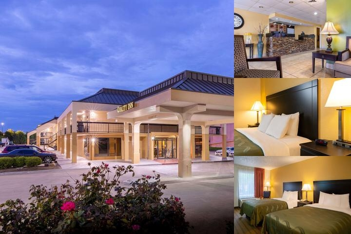 Quality Inn at Arlington Highlands photo collage