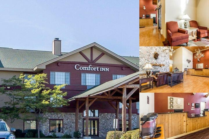 Comfort Inn Owatonna photo collage