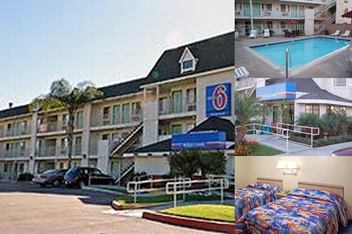 Motel 6 Buena Park Ca #1053 photo collage