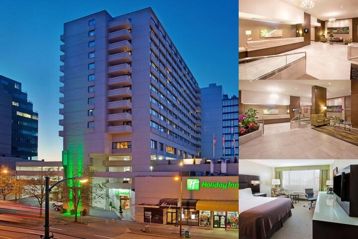 Holiday Inn Vancouver Centre photo collage