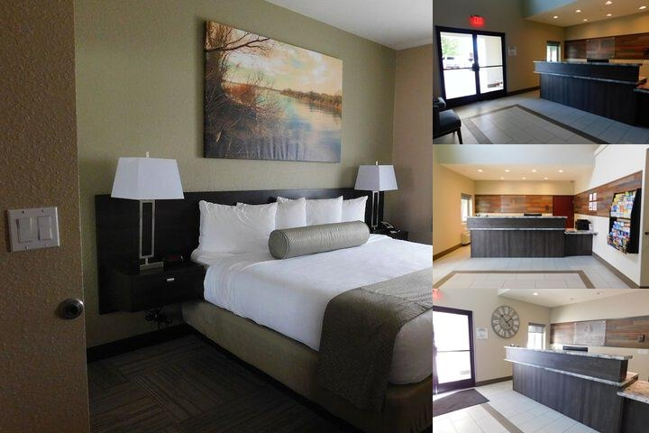 Island Suites photo collage