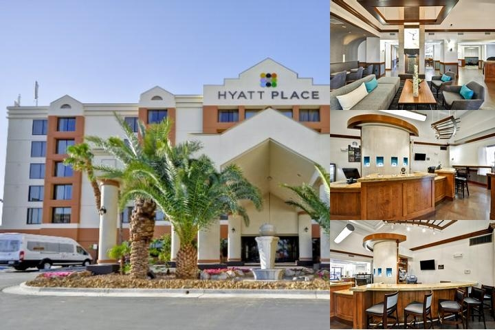 Hyatt Place Las Vegas photo collage