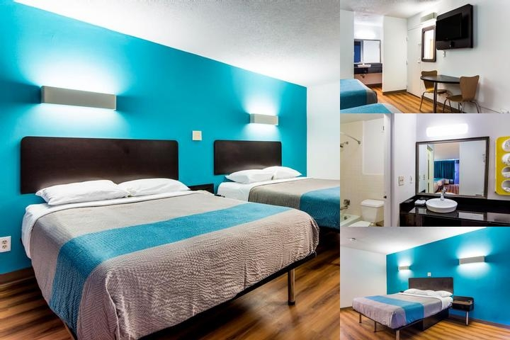 Motel 6 Norcross Ga #4491 photo collage