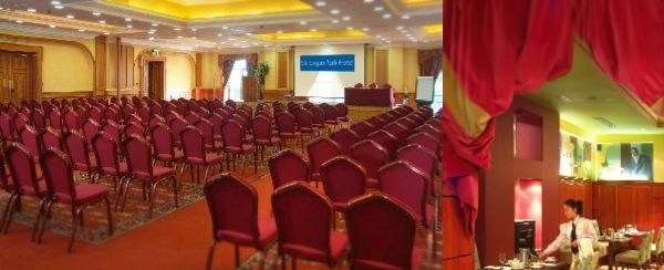 Stillorgan Park Hotel photo collage