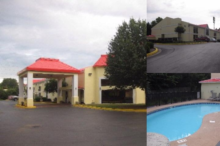 Motel 6 Suwanee Ga #4588 photo collage