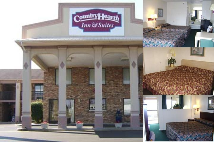 Motel 6 Cookeville Tn #4671 photo collage