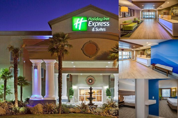 Holiday Inn Express & Suites Hotel Exterior