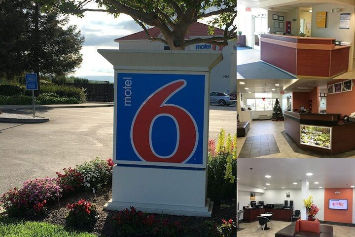 Motel 6 Dixon Ca #4831 photo collage