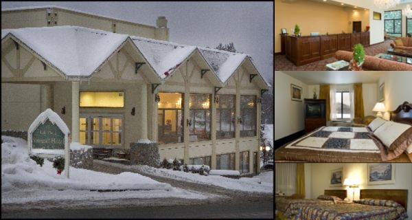 Lake Placid Summit Hotel / Resort & Suites photo collage