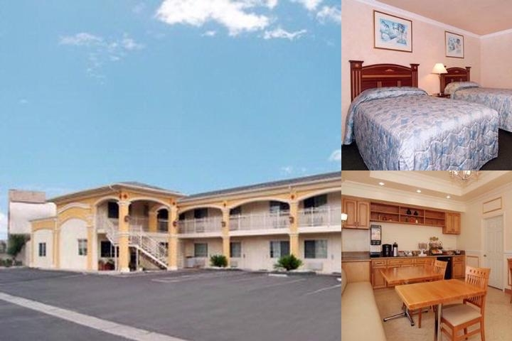 Motel 6 Garden Grove Ca #4865 photo collage