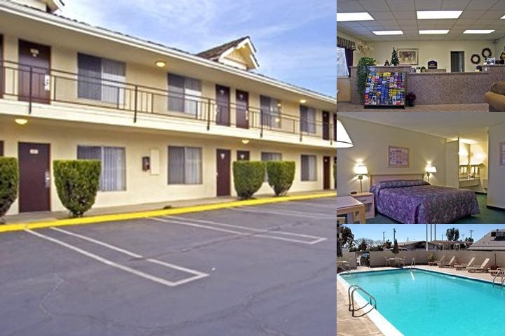 Motel 6 Beaumont Ca #8607 photo collage