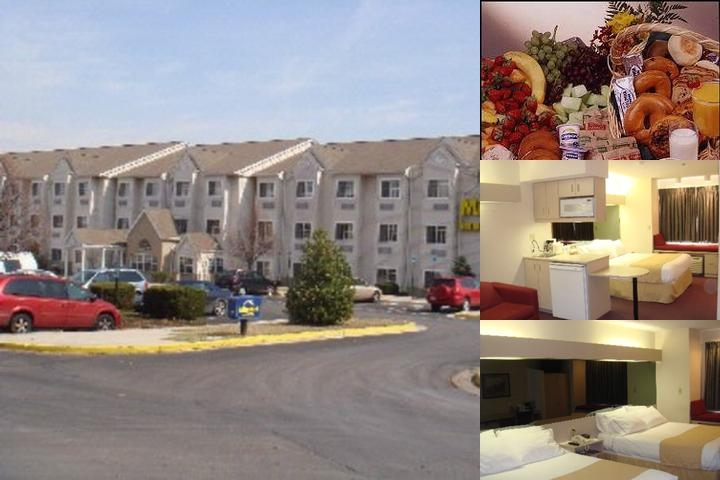 Microtel Inn & Suites BWI Airport photo collage