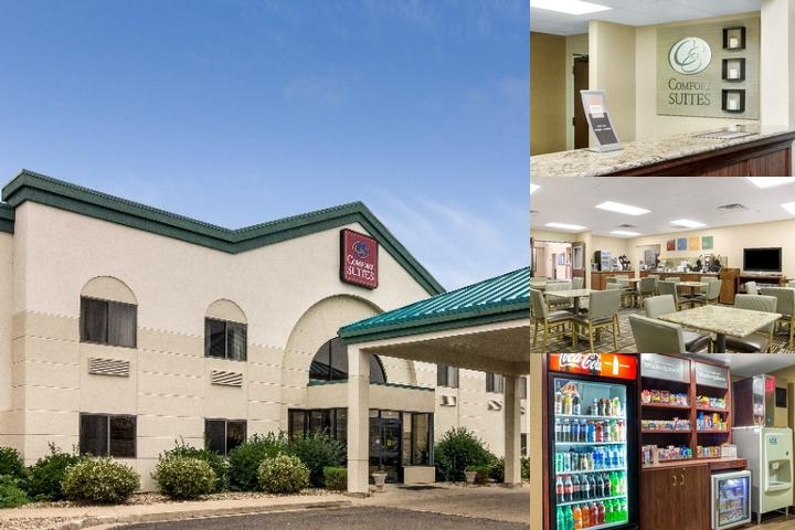 Comfort Suites Bismarck photo collage