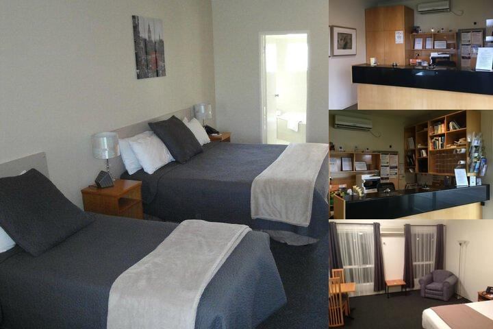 Footscray Motor Inn photo collage