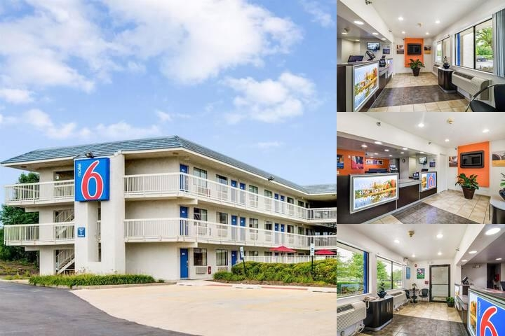 Motel 6 Rolling Meadows Il #9111 photo collage