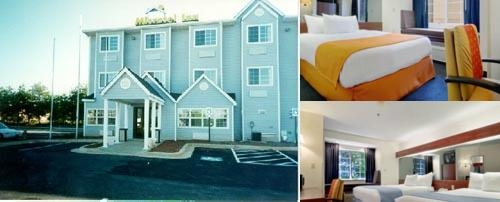 Microtel Inn Atlanta Airport photo collage