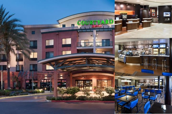 Car Rental Burbank Airport: COURTYARD BY MARRIOTT® LOS ANGELES BURBANK AIRPORT