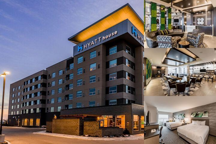 Hyatt House Winnipeg South / Outlet Collection photo collage