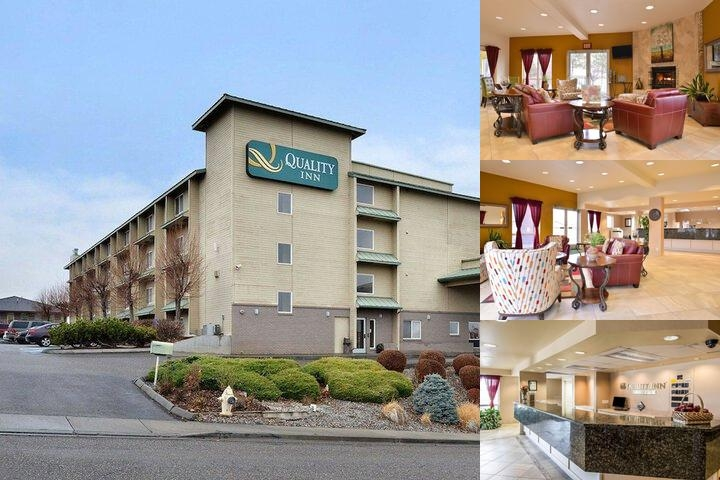 Quality Inn Kennewick photo collage