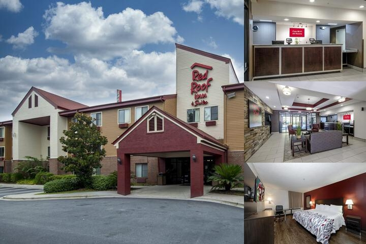 Red Roof Inn Pooler photo collage